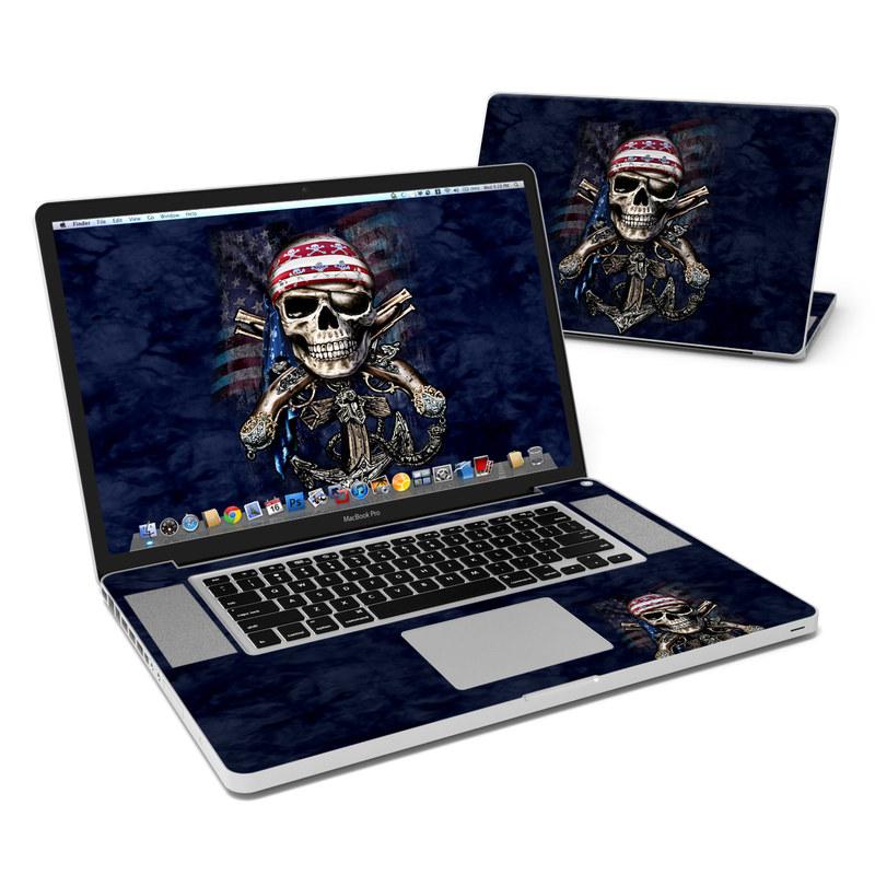 Dead Anchor MacBook Pro 17-inch Skin