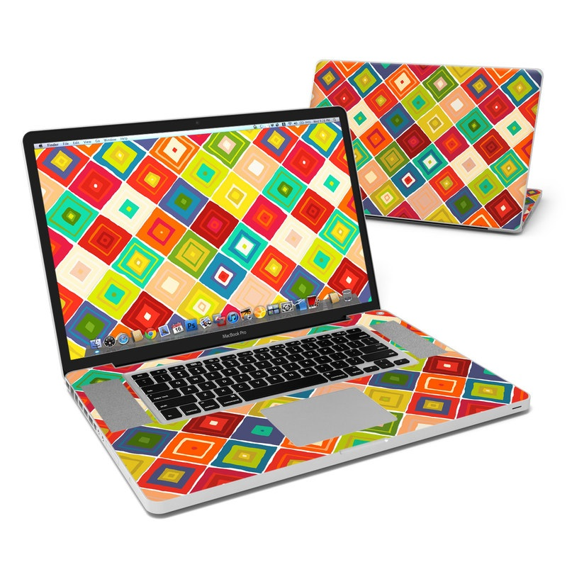 Diamante MacBook Pro Pre 2012 17-inch Skin