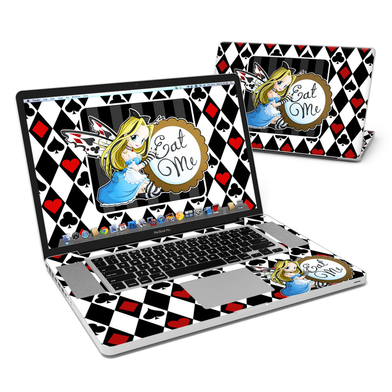 Eat Me MacBook Pro 17-inch Skin