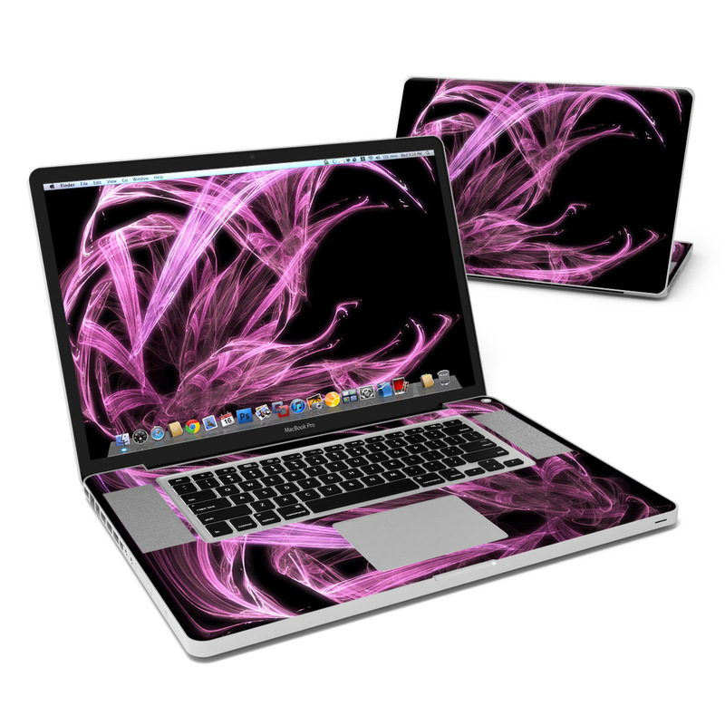 Energy Blossom MacBook Pro 17-inch Skin