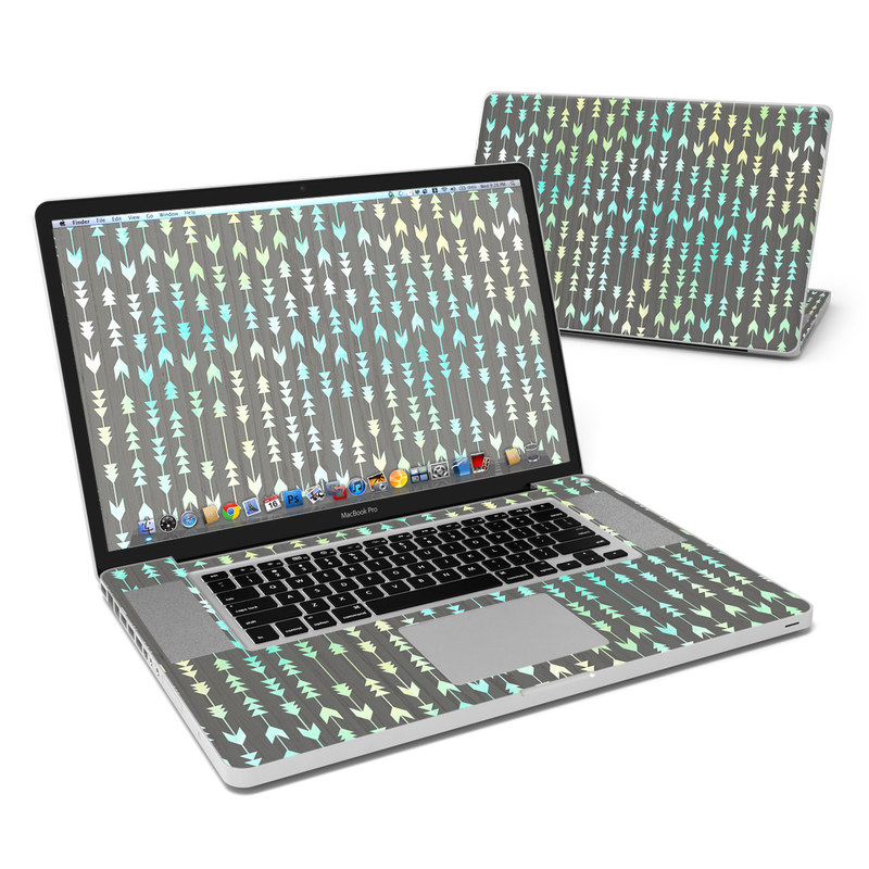 Escalate MacBook Pro 17-inch Skin