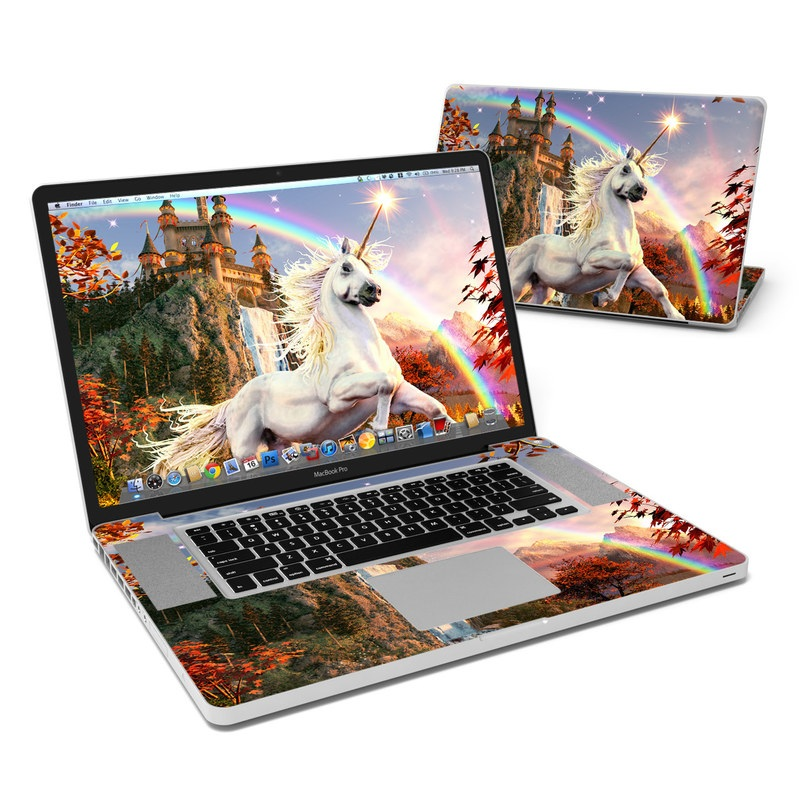 Evening Star MacBook Pro 17-inch Skin