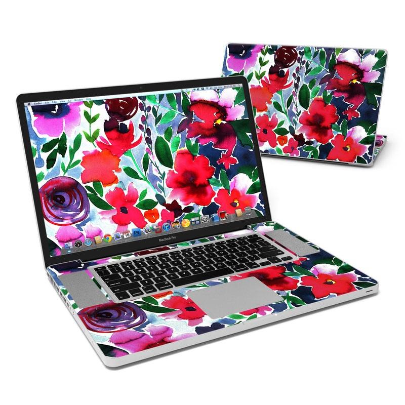 Evie MacBook Pro 17-inch Skin