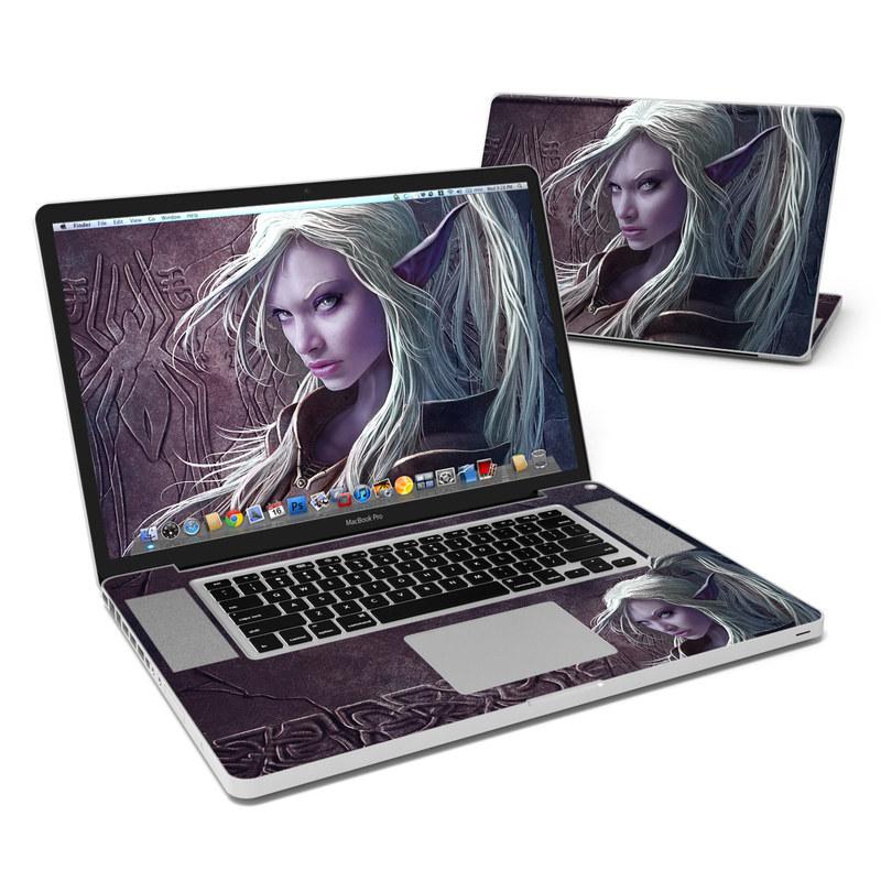 Feriel MacBook Pro Pre 2012 17-inch Skin
