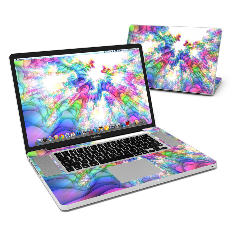 Flashback MacBook Pro 17-inch Skin
