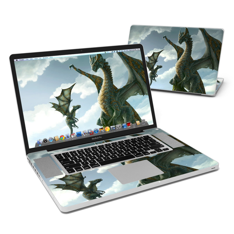 First Lesson MacBook Pro 17-inch Skin