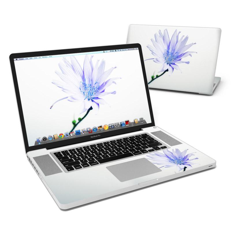 Floral MacBook Pro 17-inch Skin