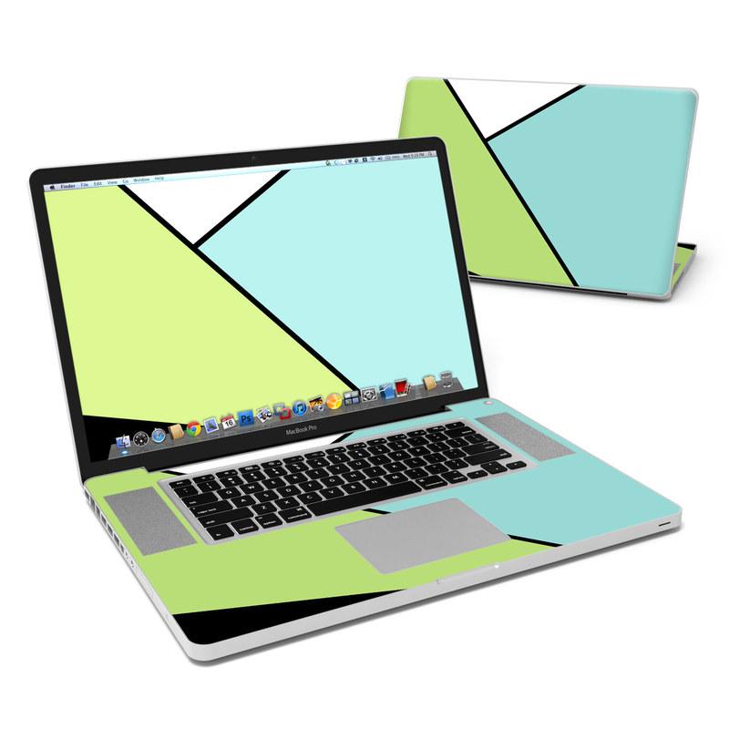 Flyover MacBook Pro Pre 2012 17-inch Skin