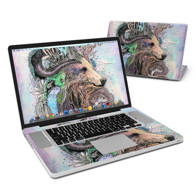 Forest Warden MacBook Pro 17-inch Skin