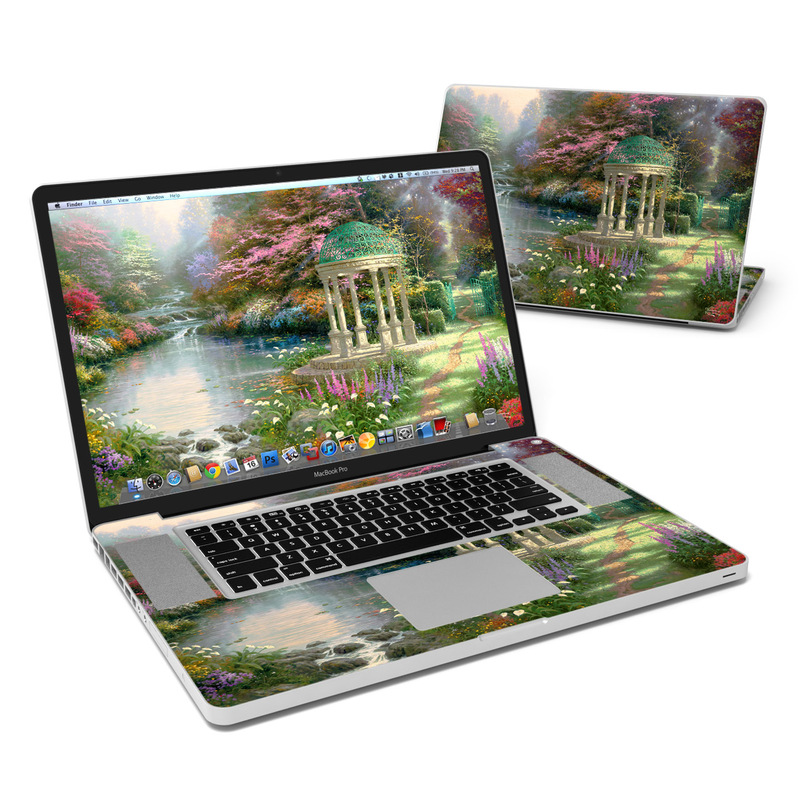Garden Of Prayer MacBook Pro 17-inch Skin