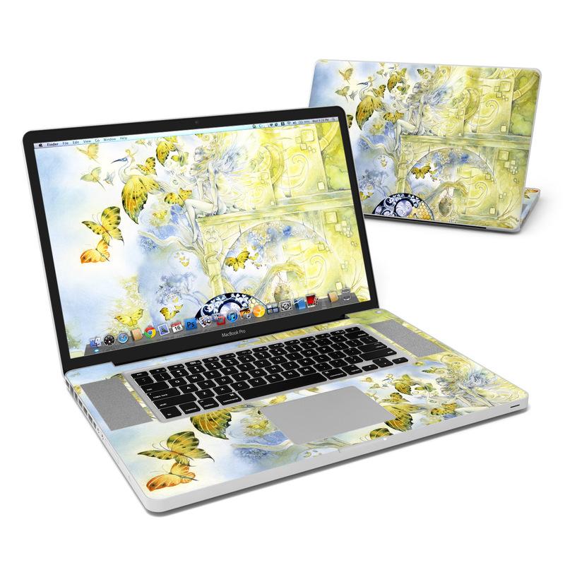 Gemini MacBook Pro 17-inch Skin