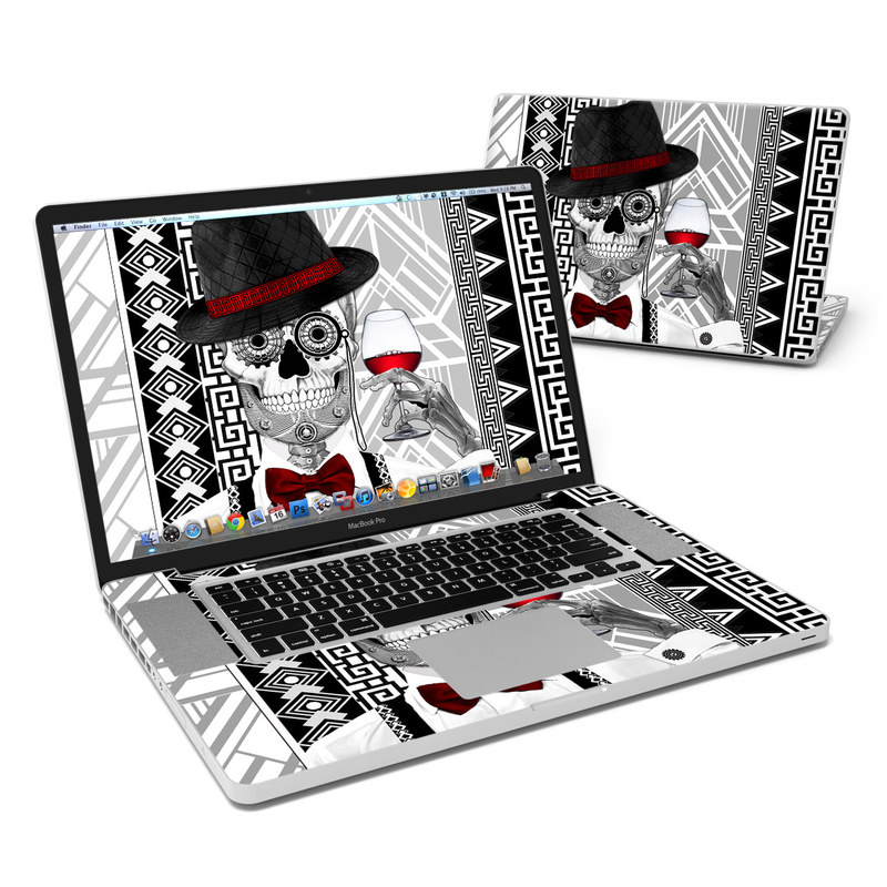 Mr JD Vanderbone MacBook Pro 17-inch Skin