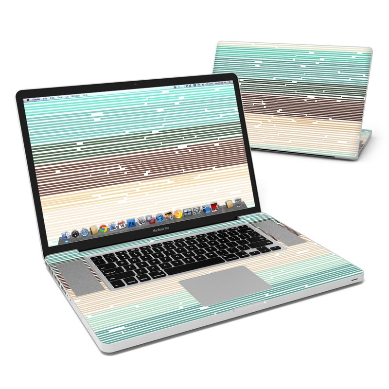 Jetty MacBook Pro 17-inch Skin