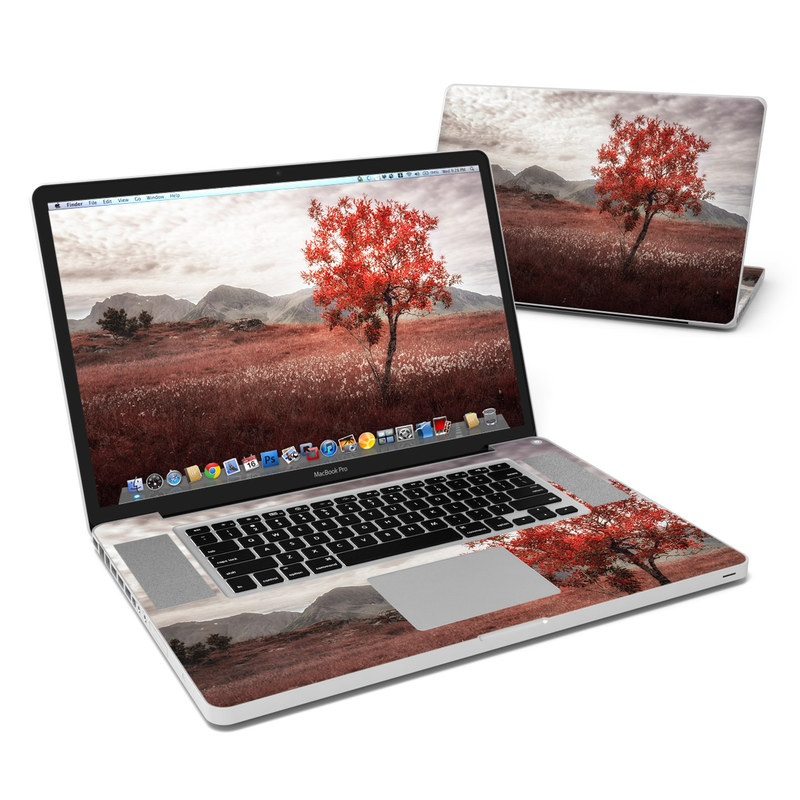 Lofoten Tree MacBook Pro 17-inch Skin