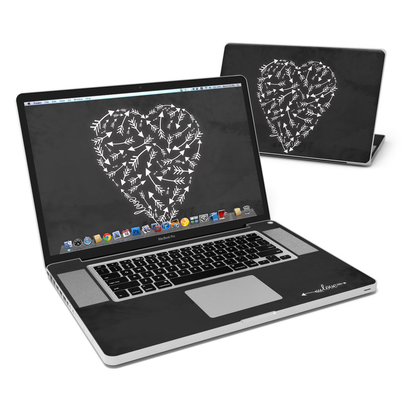 Love Me Not MacBook Pro Pre 2012 17-inch Skin