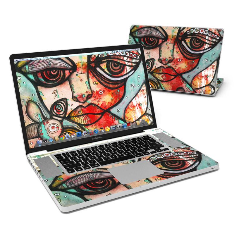 Mine MacBook Pro 17-inch Skin