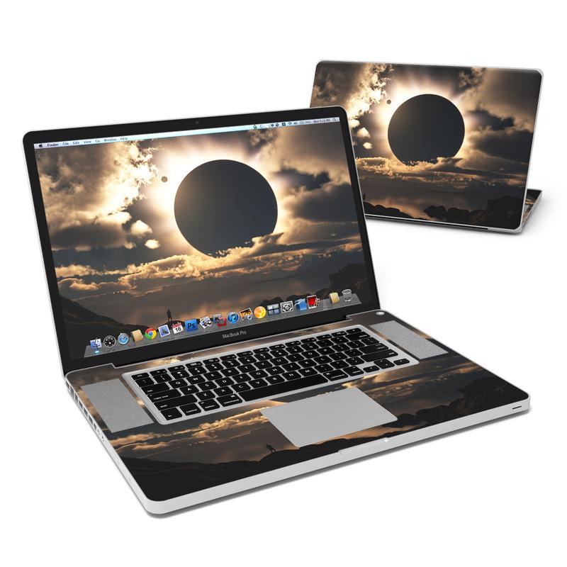 Moon Shadow MacBook Pro 17-inch Skin