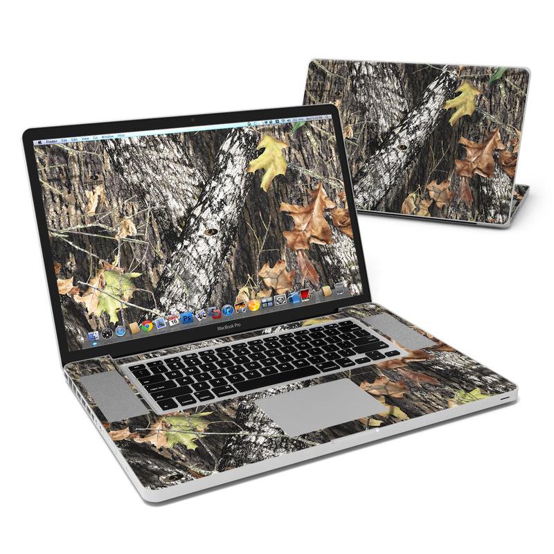 Break-Up MacBook Pro Pre 2012 17-inch Skin