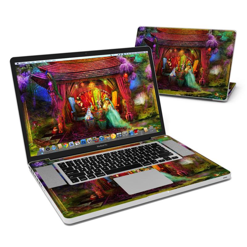 A Mad Tea Party MacBook Pro Pre 2012 17-inch Skin