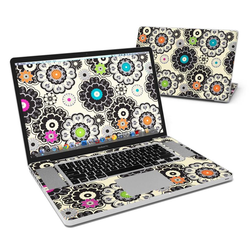 Nadira MacBook Pro 17-inch Skin