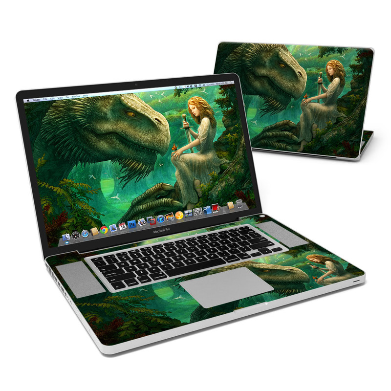 Playmates MacBook Pro 17-inch Skin
