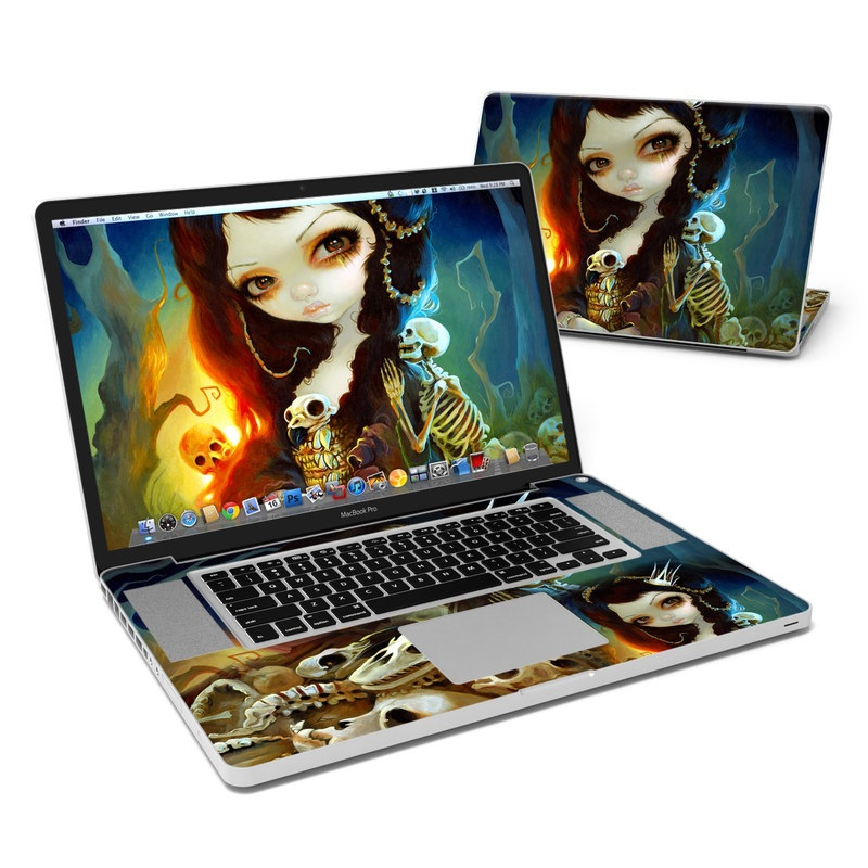 Princess of Bones MacBook Pro 17-inch Skin
