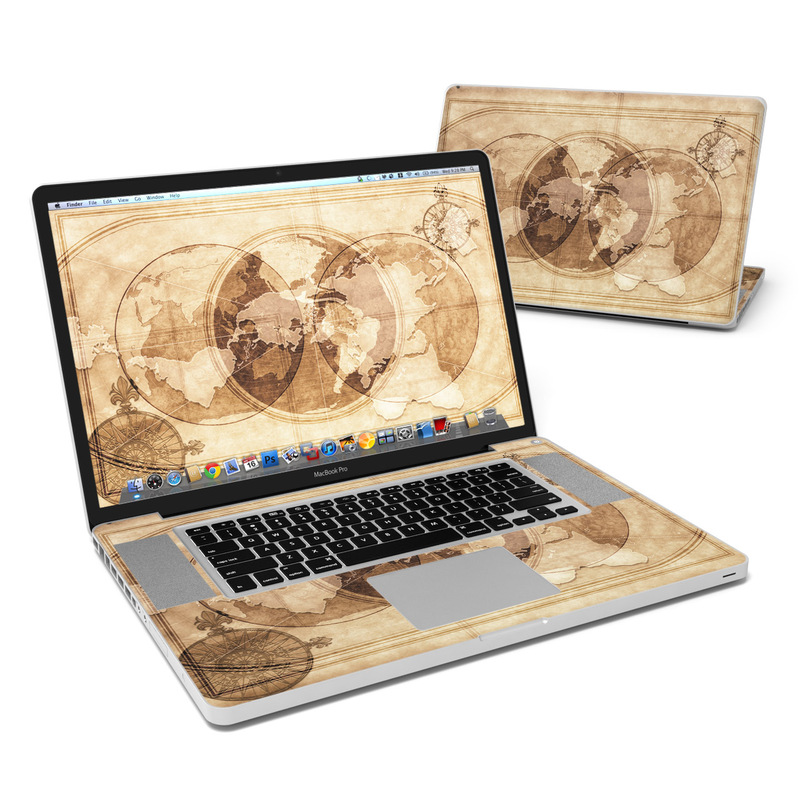 Quest MacBook Pro 17-inch Skin