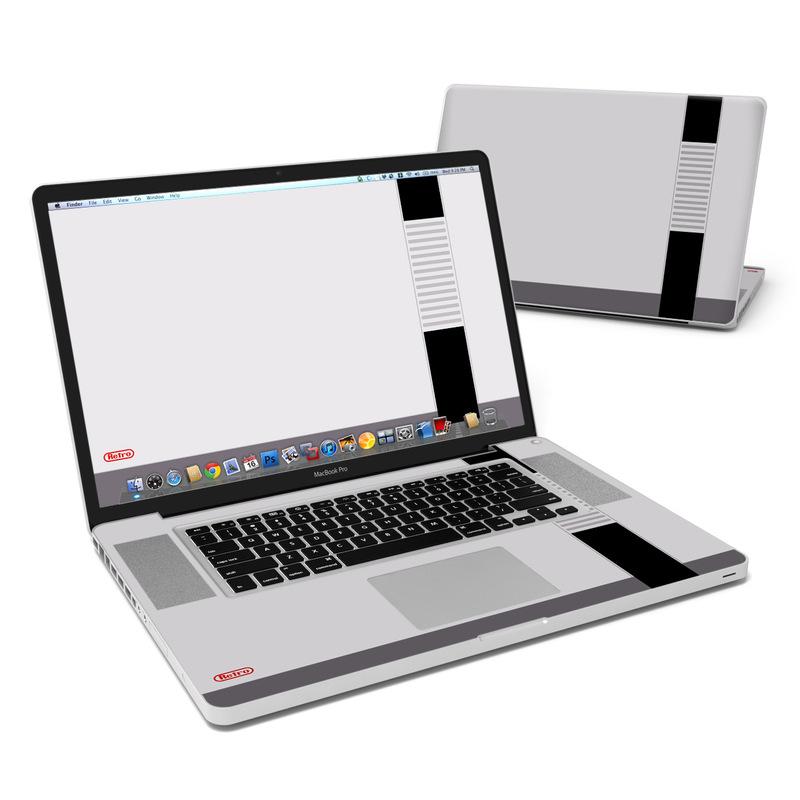 Retro Horizontal MacBook Pro 17-inch Skin