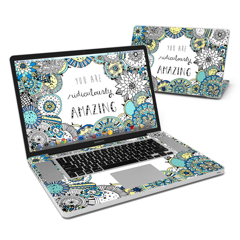 You Are Ridic MacBook Pro Pre 2012 17-inch Skin