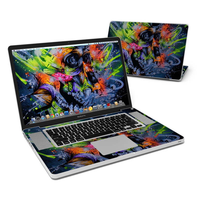 Speak MacBook Pro 17-inch Skin