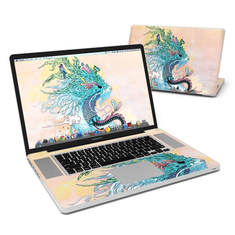 Spirit Ermine MacBook Pro 17-inch Skin