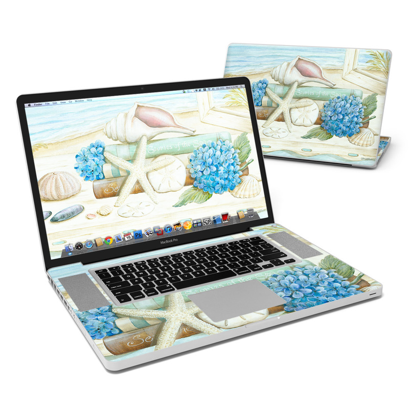 Stories of the Sea MacBook Pro Pre 2012 17-inch Skin