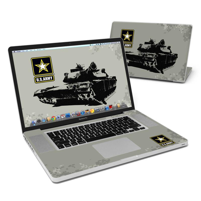 Tank Tuff MacBook Pro Pre 2012 17-inch Skin