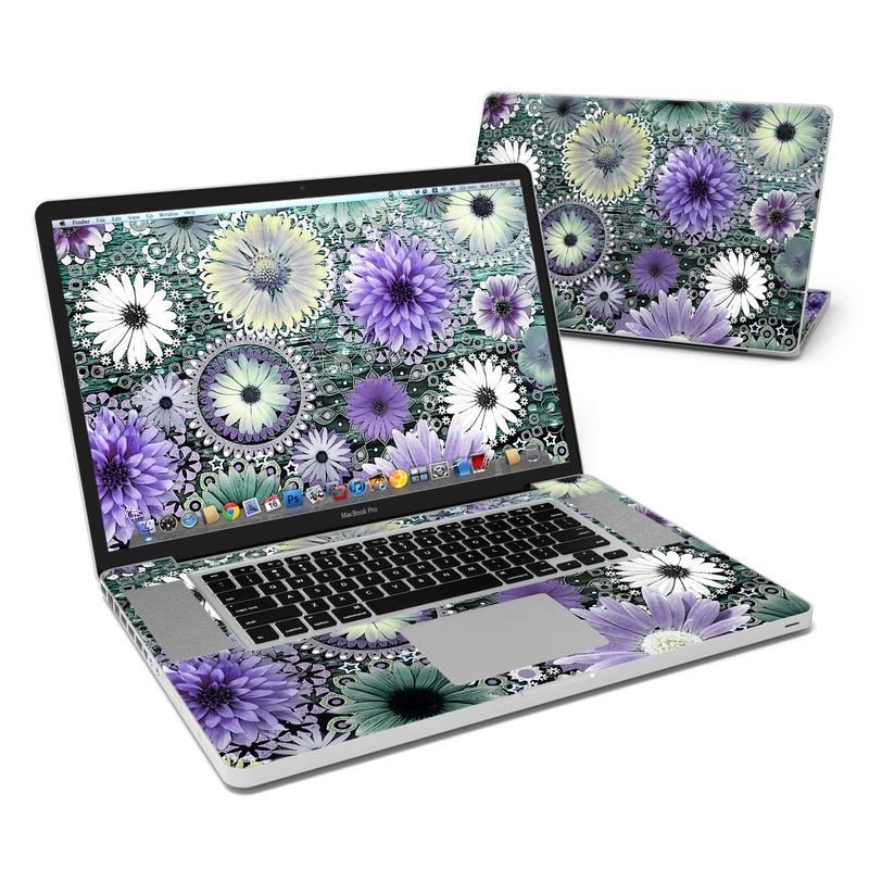Tidal Bloom MacBook Pro 17-inch Skin