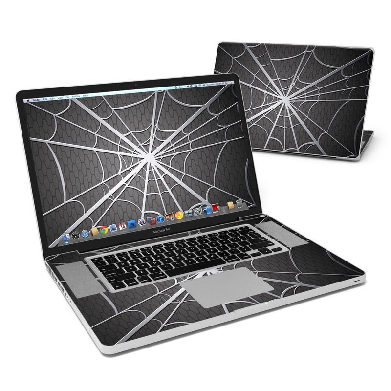 Webbing MacBook Pro 17-inch Skin