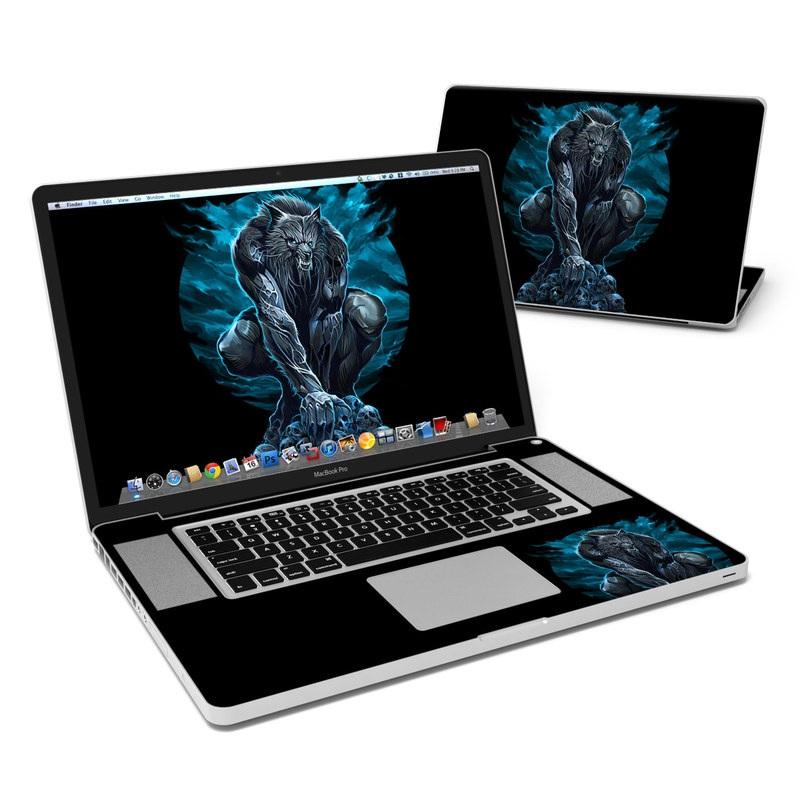 Werewolf MacBook Pro 17-inch Skin