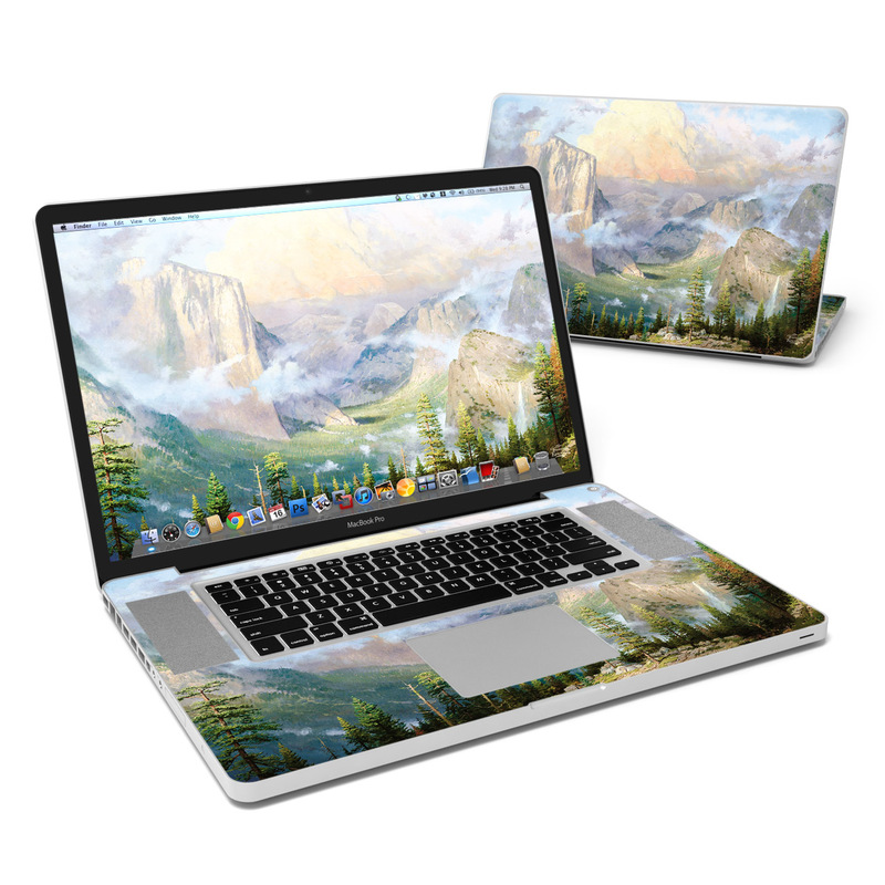 Yosemite Valley MacBook Pro 17-inch Skin