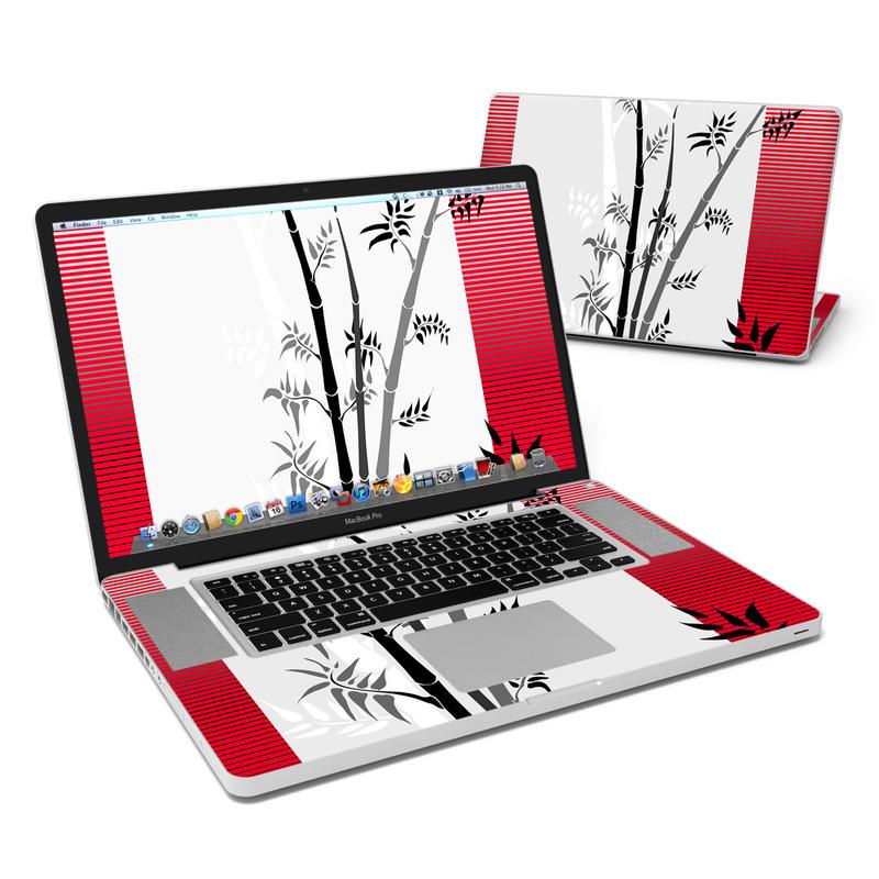 Zen MacBook Pro 17-inch Skin