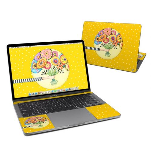 Giving MacBook Pro 13-inch Skin