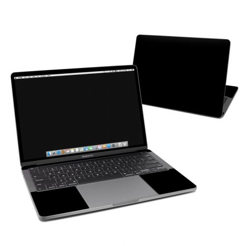 Solid State Black MacBook Pro 13-inch Skin