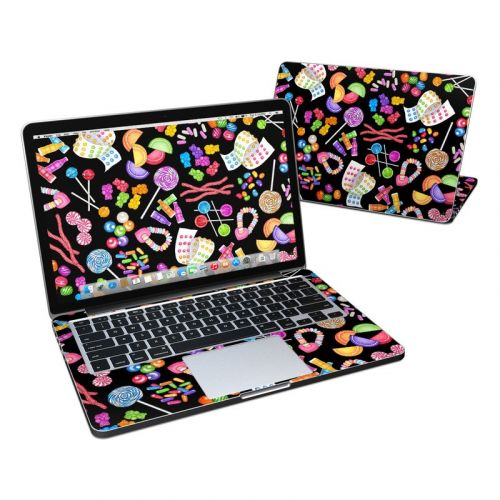 Candy Toss MacBook Pro Retina 13-inch Skin