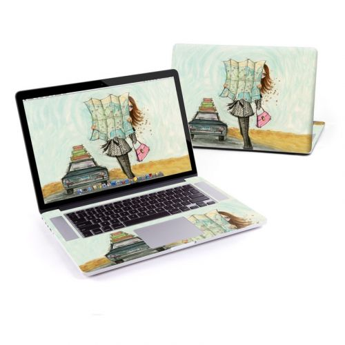 Getting There MacBook Pro Pre 2016 Retina 13-inch Skin