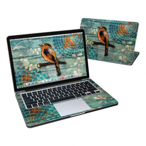 Morning Harmony MacBook Pro Pre 2016 Retina 13-inch Skin