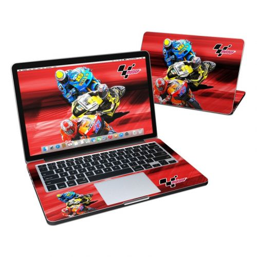 Speed Collage MacBook Pro Retina 13-inch Skin