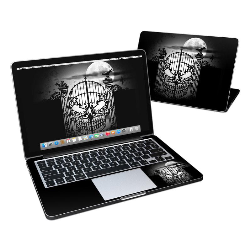 Abandon Hope MacBook Pro Retina 13-inch Skin