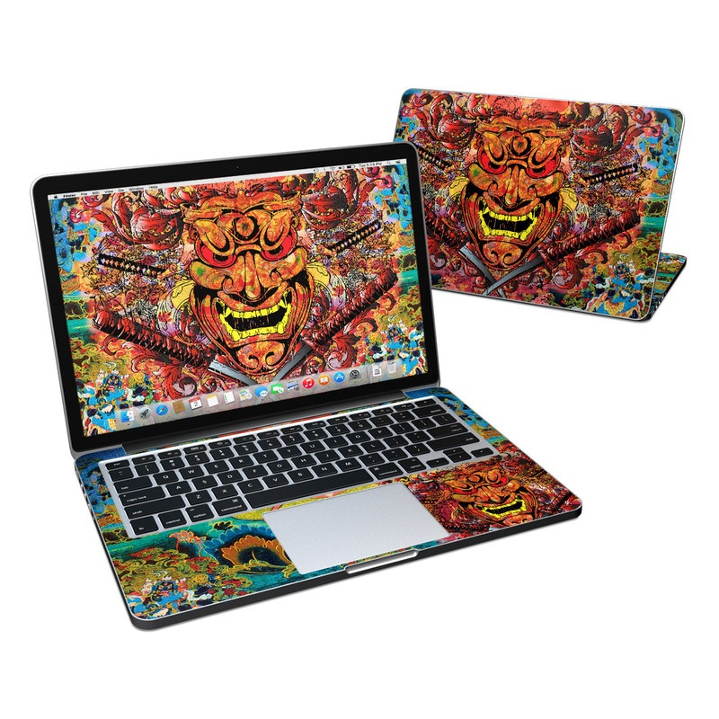 Asian Crest MacBook Pro Retina 13-inch Skin