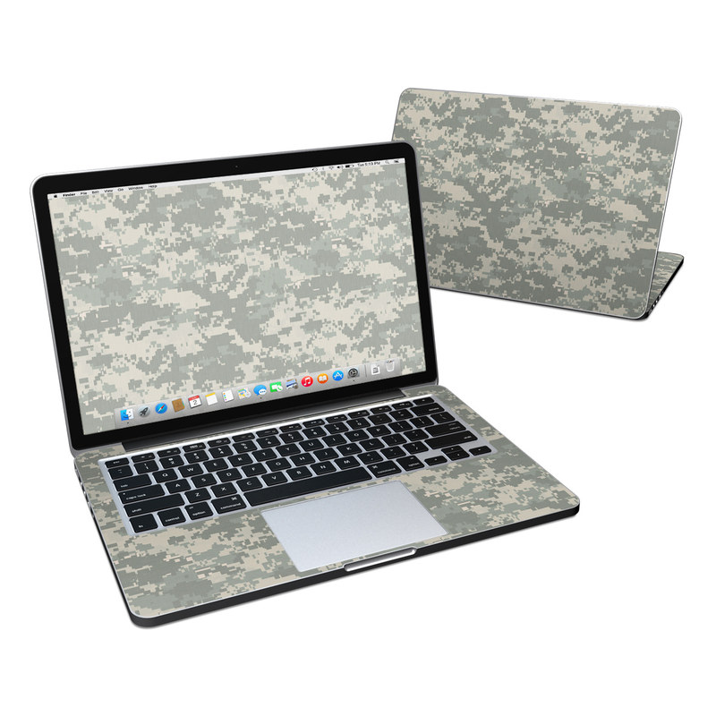 ACU Camo MacBook Pro Retina 13-inch Skin