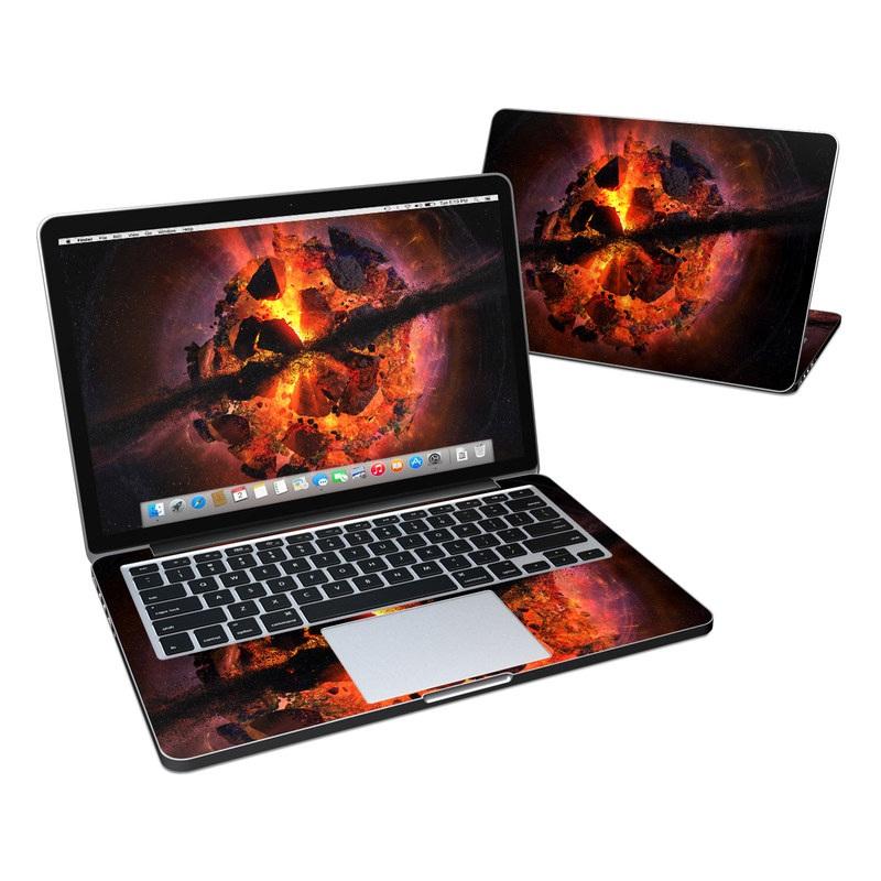 Aftermath MacBook Pro Retina 13-inch Skin