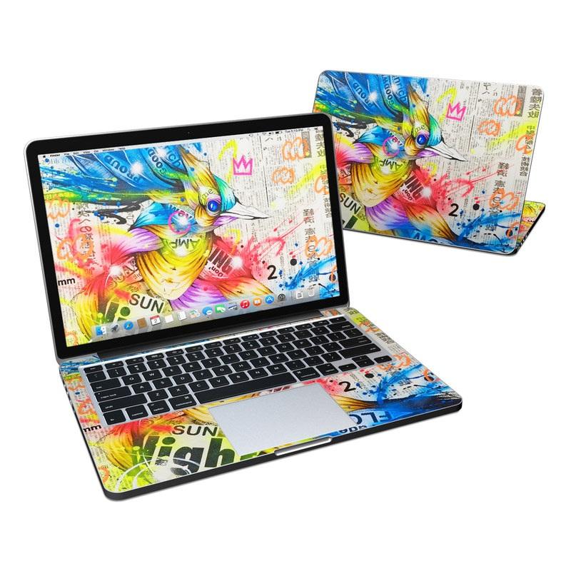 Aoitori MacBook Pro Pre 2016 Retina 13-inch Skin