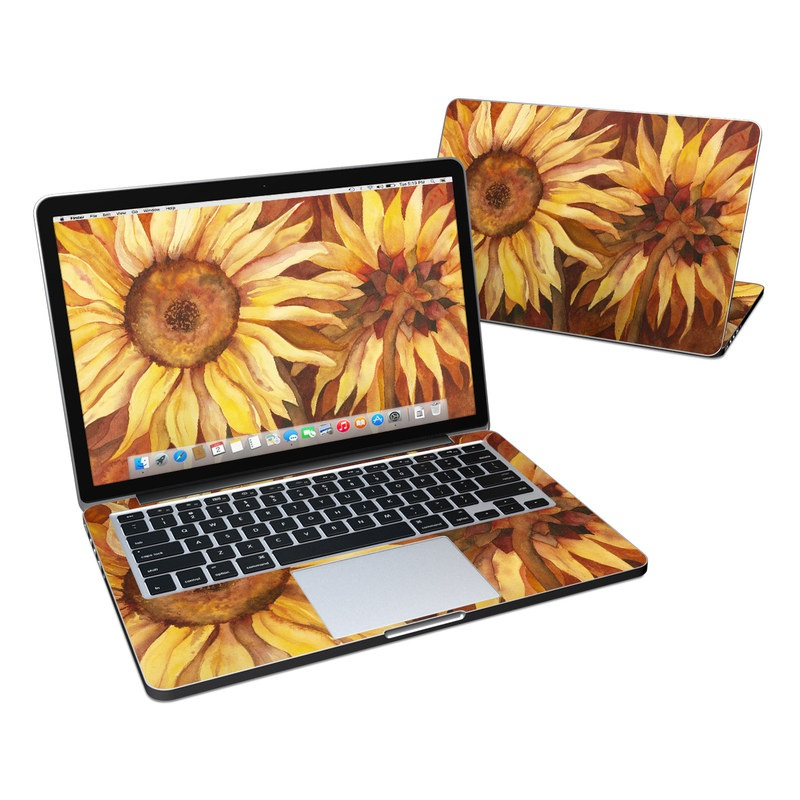 Autumn Beauty MacBook Pro Retina 13-inch Skin